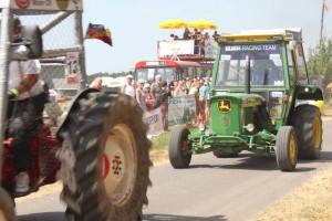 Vulkan Trophy - Das 24 Stunden Oldtimer Traktorrennen Schleerf-2008