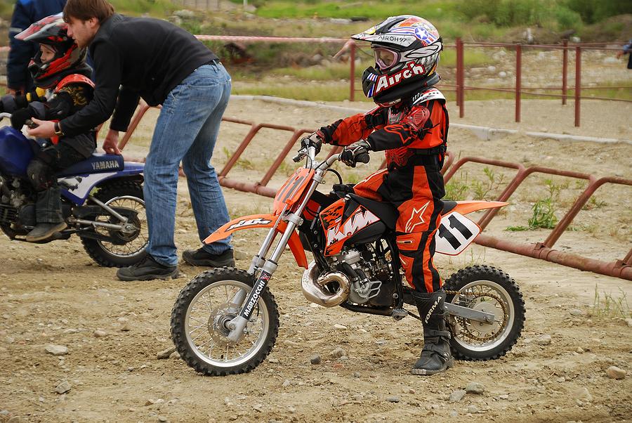 Traumberuf Motocross Profi